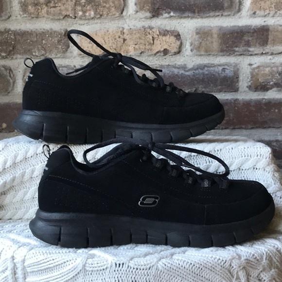 skechers elite memory foam shoes